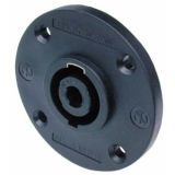 NEUTRIK Speakon mounting socket 4pin N-NL4MPR