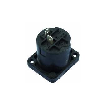 NEUTRIK Speakon mounting socket 2pin NL2MP #3