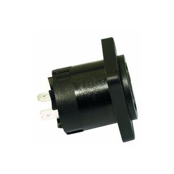 NEUTRIK Speakon mounting socket 2pin NL2MP #4