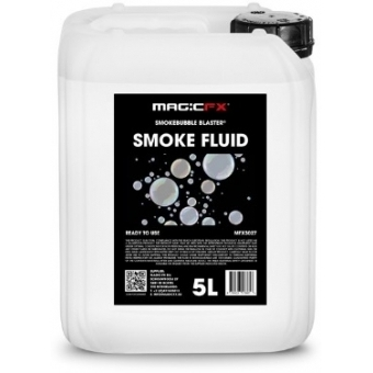 MAGICFX SMOKEBUBBLE BLASTER - SMOKE FLUID 5L