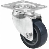 ROADINGER Swivel Castor 50mm grey