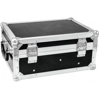 ROADINGER Flightcase 4x AKKU Flat Light Series #2