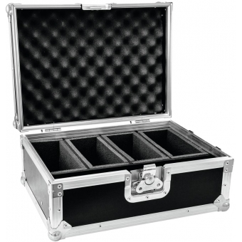 ROADINGER Flightcase 4x AKKU Flat Light 1 #3
