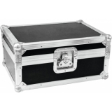 ROADINGER Flightcase 4x AKKU Flat Light Series