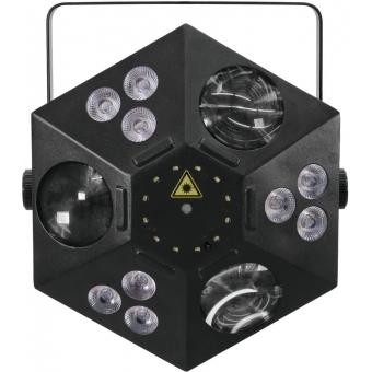EUROLITE LED Penta FX Hybrid Laser Effect #4