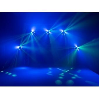 EUROLITE LED Penta FX Hybrid Laser Effect #11