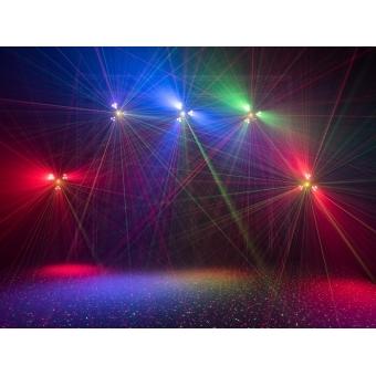 EUROLITE LED Penta FX Hybrid Laser Effect #12