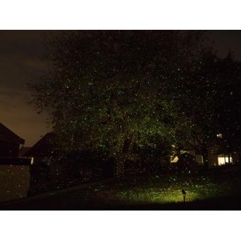 EUROLITE LAS-16 IP Garden Laser Dot RG #5