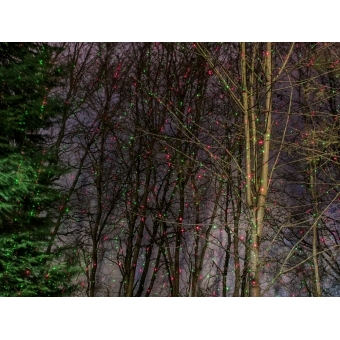 EUROLITE LAS-16 IP Garden Laser Dot RG #7