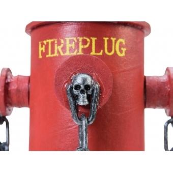 EUROPALMS Halloween Fire Hydrant, 28x13x13cm #5