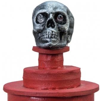 EUROPALMS Halloween Fire Hydrant, 28x13x13cm #6
