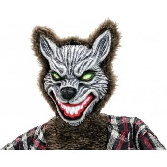 EUROPALMS Halloween Wolfman, 160x50x12cm #3
