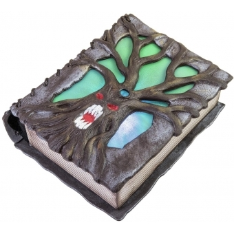 EUROPALMS Halloween Haunted Book, 27x22x8cm #2