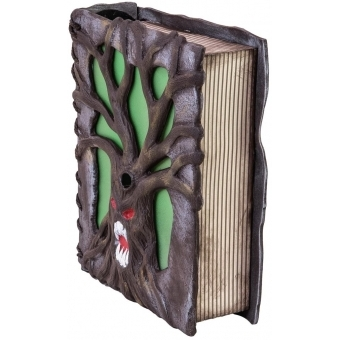 EUROPALMS Halloween Haunted Book, 27x22x8cm #4