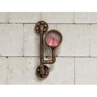 EUROPALMS Halloween Watermeter, rusty #5