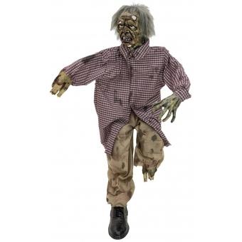EUROPALMS Halloween Zombie, sitting, 120x50x25cm #2