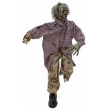 EUROPALMS Halloween Zombie, sitting, 120x50x25cm
