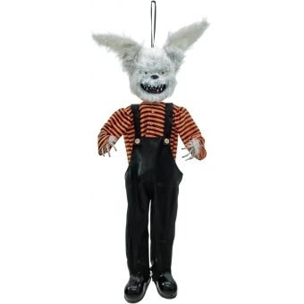 EUROPALMS Halloween Horror Rabbit, 140x30x15cm