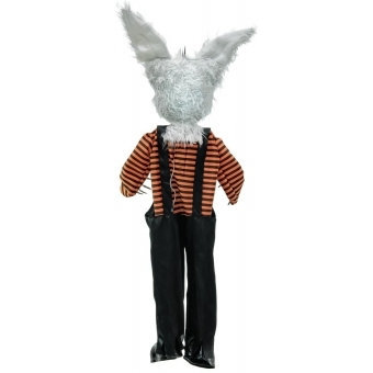 EUROPALMS Halloween Horror Rabbit, 140x30x15cm #2