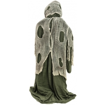 EUROPALMS Halloween Witch, green, 145x70x66cm #2