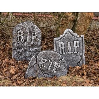 EUROPALMS Halloween Tombstone Set #3