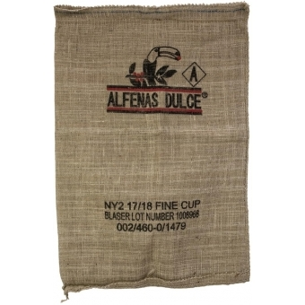 EUROPALMS Coffee Sack, used, sorted #2