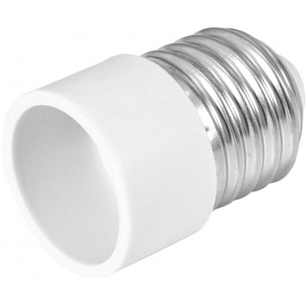 EUROLITE Adapter E-27 to E-14 #2