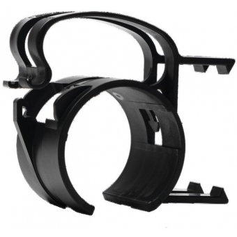SNAP Mounting clamp black 4x #2