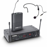 Sistem wireless LD Systems cu headset 16 canale