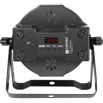 Cameo FLAT PAR 1 RGBW IR 7 x 4 W High-Power FLAT RGBW LED PAR #3