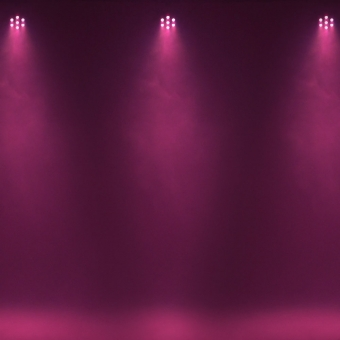 Cameo FLAT PAR 1 RGBW IR 7 x 4 W High-Power FLAT RGBW LED PAR #8