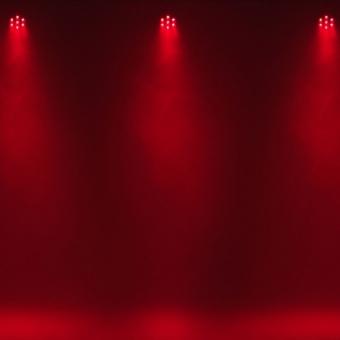 Cameo FLAT PAR 1 RGBW IR 7 x 4 W High-Power FLAT RGBW LED PAR #9