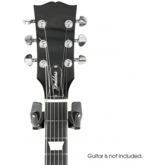 "Gravity GS 01 WMB ""Neck Hug"" Wall Mount Guitar Hanger #6"