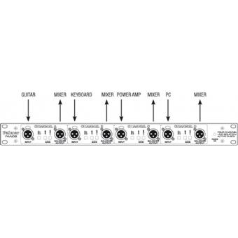 Palmer Pro PAN 08 DI / LINE Activ #5
