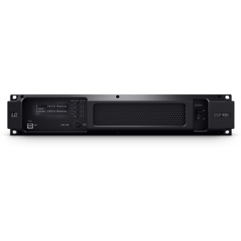 LD Systems DSP 45 K 4-Channel Power Amplifier with DSP #3
