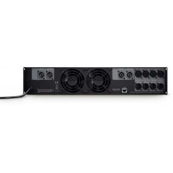 LD Systems DSP 45 K 4-Channel Power Amplifier with DSP #4