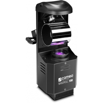 Cameo NanoRoll 100 Barrel Scanner with 7 Gobos