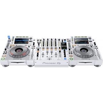 Pioneer CDJ-2000NXS2-White #4
