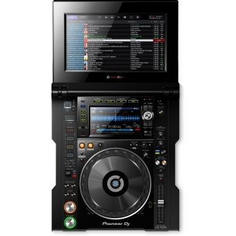 Pioneer CDJ-TOUR1 Tour system multi-player with fold-out touch screen #2
