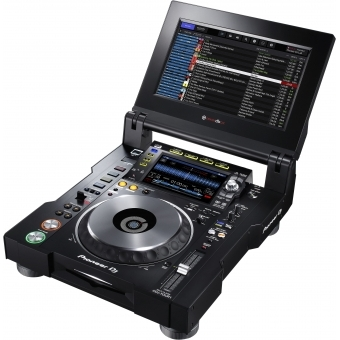 Pioneer CDJ-TOUR1 Tour system multi-player with fold-out touch screen