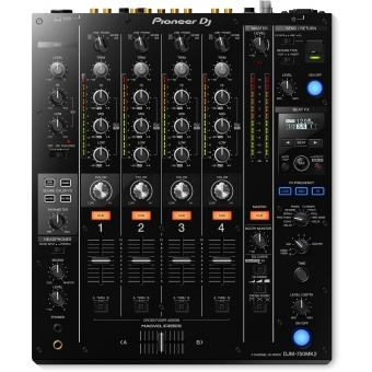 Pioneer DJM-750MK2 Mixer audio 4 canale #3