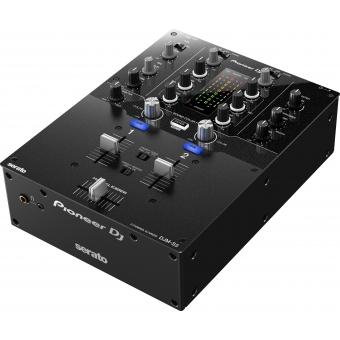 Pioneer DJM-S3 -Mixer DJ 2 canale