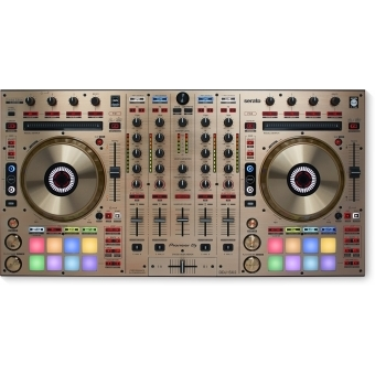 Pioneer DDJ-SX2-N Gold 4-channel controller LIMITED EDITION #2