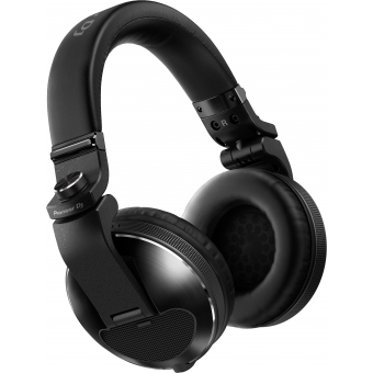 Pioneer HDJ-X10-K Flagship professional over-ear DJ headphones (black) #6