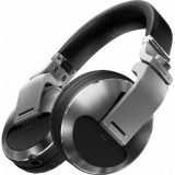 Pioneer HDJ-X10-S Flagship professional over-ear DJ headphones (SILVER)