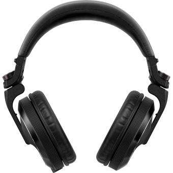 Pioneer HDJ-X7-K Professional over-ear DJ headphones (black) #2