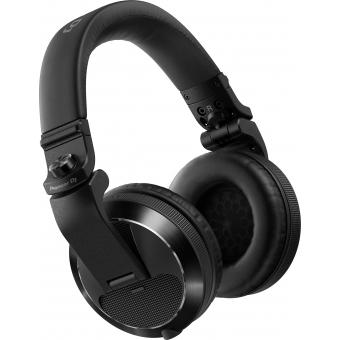 Pioneer HDJ-X7-K Professional over-ear DJ headphones (black) #5