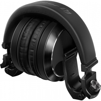 Pioneer HDJ-X7-K Professional over-ear DJ headphones (black) #6