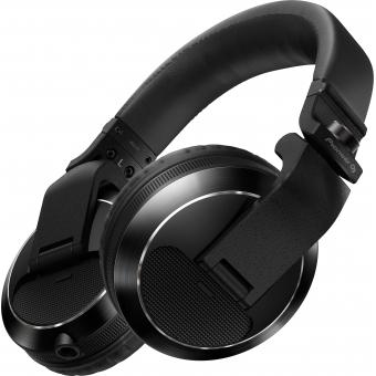 Pioneer HDJ-X7-K Professional over-ear DJ headphones (black)