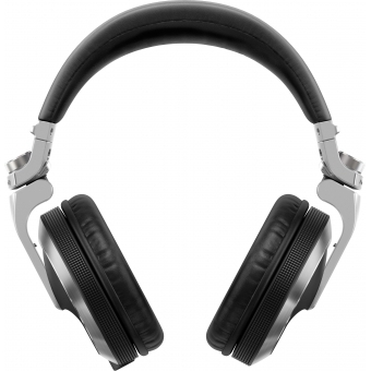Pioneer HDJ-X7-S Professional over-ear DJ headphones (silver) #2